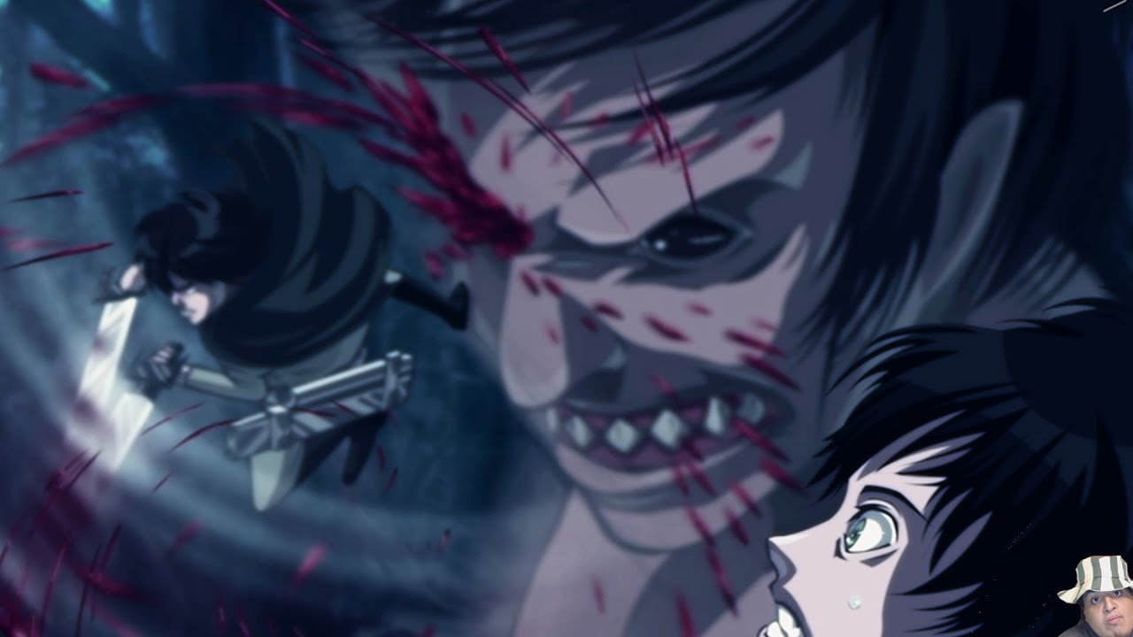 Attack on Titan 48 Manga Chapter 進撃の巨人 Review - Hell Over ...