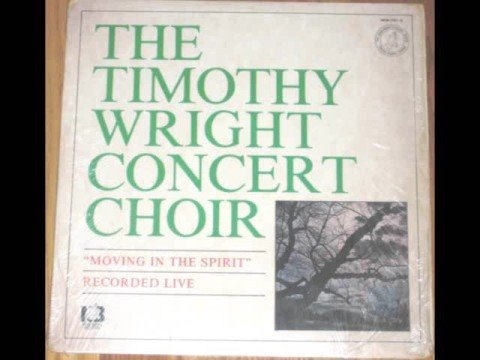 """MOVING IN THE SPIRIT"" THE TIMOTHY WRIGHT CONCERT ..."