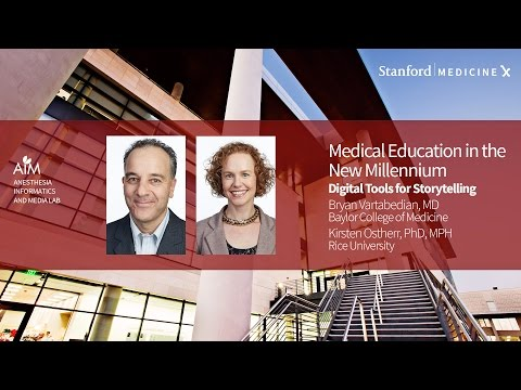 Stanford Med X Live! Bringing the patient voice to medical education