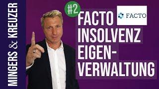 Facto Financial Services AG Insolvenz in Eigenverwaltung [2018]