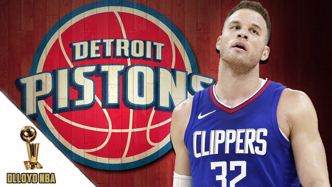 Detroit Pistons Officially Trade For Blake Griffin! Clippers Get Avery  Bradley and Draft Picks!!! 5cffab11d