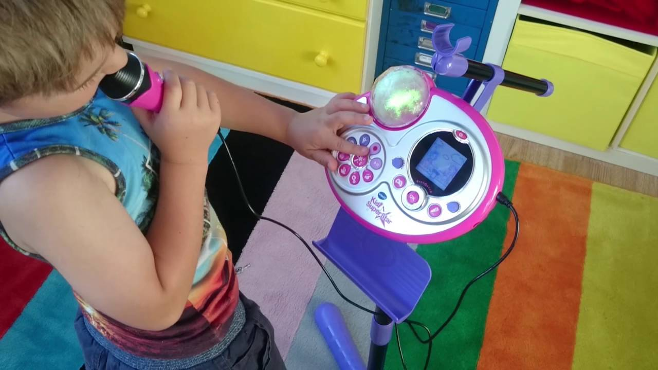 VTech Kidi Super Star Review