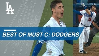 Must C: Top moments from the Dodgers' exciting 2018 season
