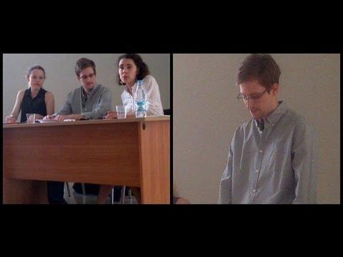 Snowden pide asilo temporal a Rusia hasta que pueda viajar de forma segura a Latinoamérica