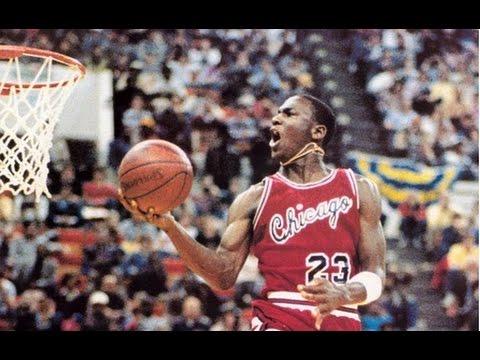 NBA Slam Dunk Contest 1988 – Michael Jordan vs Dominique Wilkins