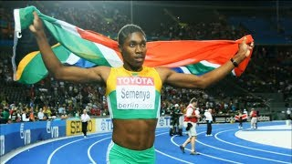 Courts Rule Caster Semenya's Natural Testosterone Levels Not Fair for Competitors