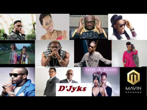 Naija Afrobeat mix  2017 by D'Jyks