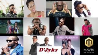 Video Naija Afrobeat mix  2017 by D'Jyks download MP3, 3GP, MP4, WEBM, AVI, FLV September 2017