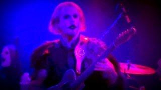 John 5 and The Creatures - El Cucuy -live @Tivoli De Helling, Utrecht, Netherlands 10 October 2016