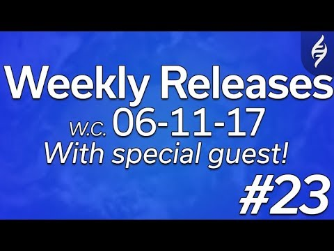 New Release Show Week 23