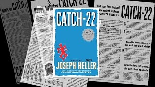 Image result for Catch 22 by Joseph Heller