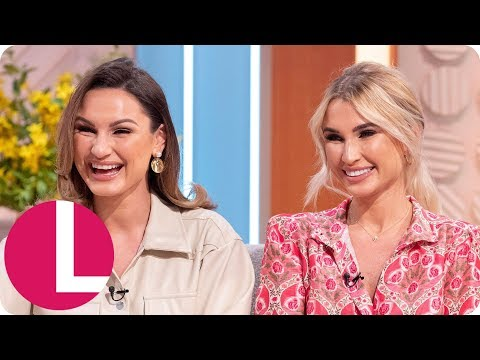 Sam and Billie Faiers on Return of Mummy Diaries & If They'd Return for TOWIE Anniversary | Lorraine