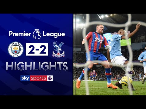 Last minute Fernandinho own goal gifts Palace draw! | Man City 2-2 Crystal Palace | EPL Highlights