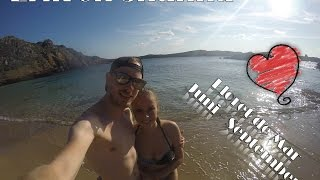 Erik en Shanna 3 months Lloret de Mar (GoPro Hero 4, Watch in 1080p)