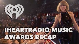 2016 iheartradio music awards full highlights