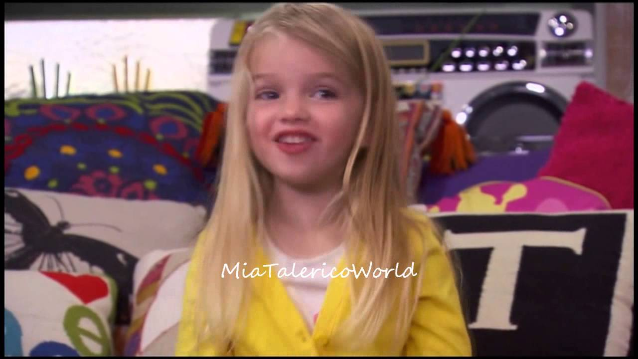 Mia Talerico saying Disney Channel 2012 - YouTube