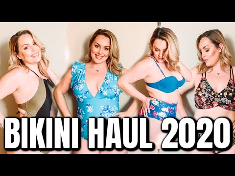 CUPSHE SWIMWEAR TRY ON HAUL / CURVY GIRL SWIMWEAR 2020 / DANIELA DIARIES