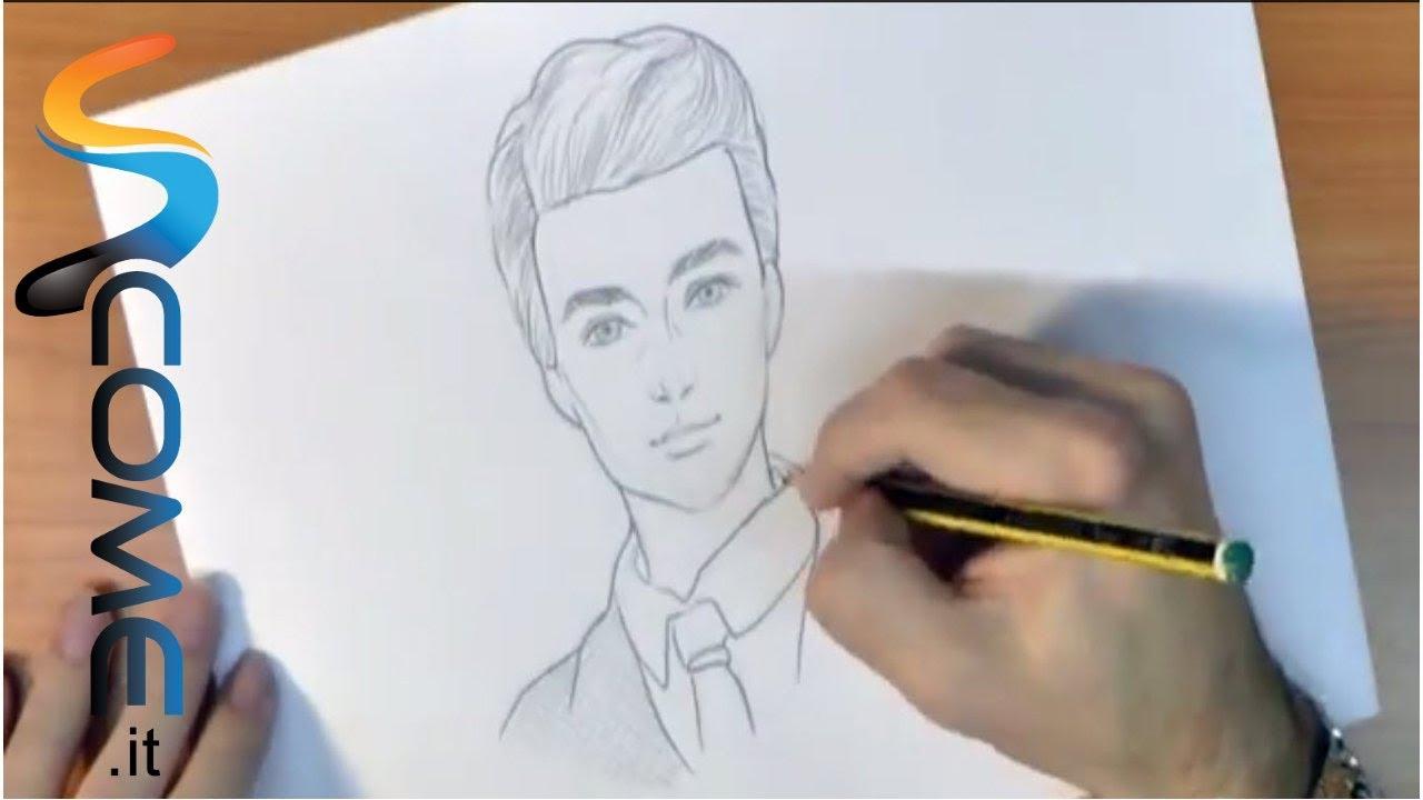 Impara a disegnare ken il ragazzo di barbie youtube for Disegni belli da disegnare