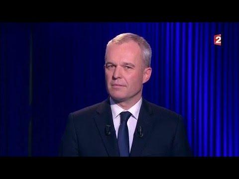 François de Rugy - On n'est pas couché 14 octobre 2017 #ONPC