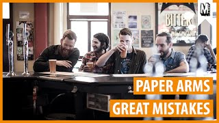 """Paper Arms - """"Great Mistakes"""" (Audio Stream)"""