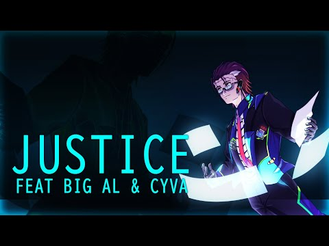 Mrs.Peach - Justice Feat. Big Al & Cyberdiva