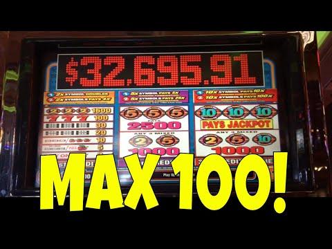 100 SPINS AT MAX BET ✧ WHAT'S MY PAYBACK % ✧ BONUS TIMES SLOT MACHINE ✧ SAN MANUEL CASINO