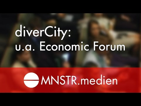 diverCity #39 (u.a. Economic Forum of Young Leaders, Long Distance Calling)