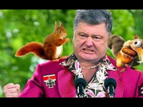 Реакция Порошенко на открытие Крымского моста