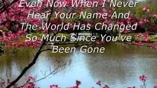 Barry Manilow   Even Now Lyrics