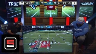 Highlights from True vs. Problem Madden Ultimate League Playoff   ESPN