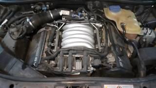 видео Запчасти для Audi a4 typ b5