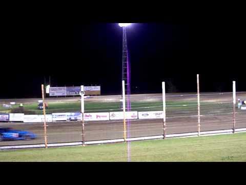 100 0722 2015-09-07 Devils Lake Speedway B Mod Powder Puff