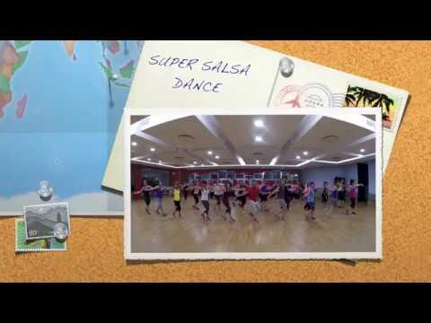 Salsa Dance ! Virgin Kennedy Milano 04 11 17