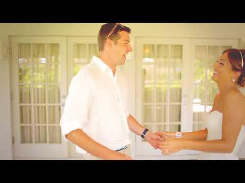 South Seas Resort Wedding  Michelle  Luke