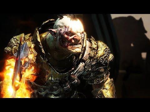 SHADOW OF WAR - HIGH Level 1000 Champion Overlord Dark Citadel 570 Boss Battle