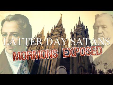 The Secret World Of Mormonism