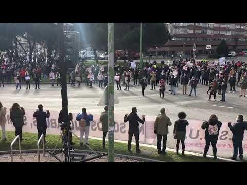 Los hosteleros de Burgos se movilizan contra el cierre y exigen ayudas