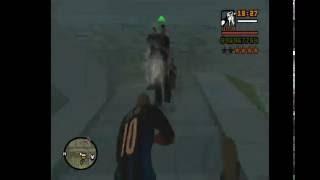 Gta San Andreas - Escapando de la poli - SUPER MODS