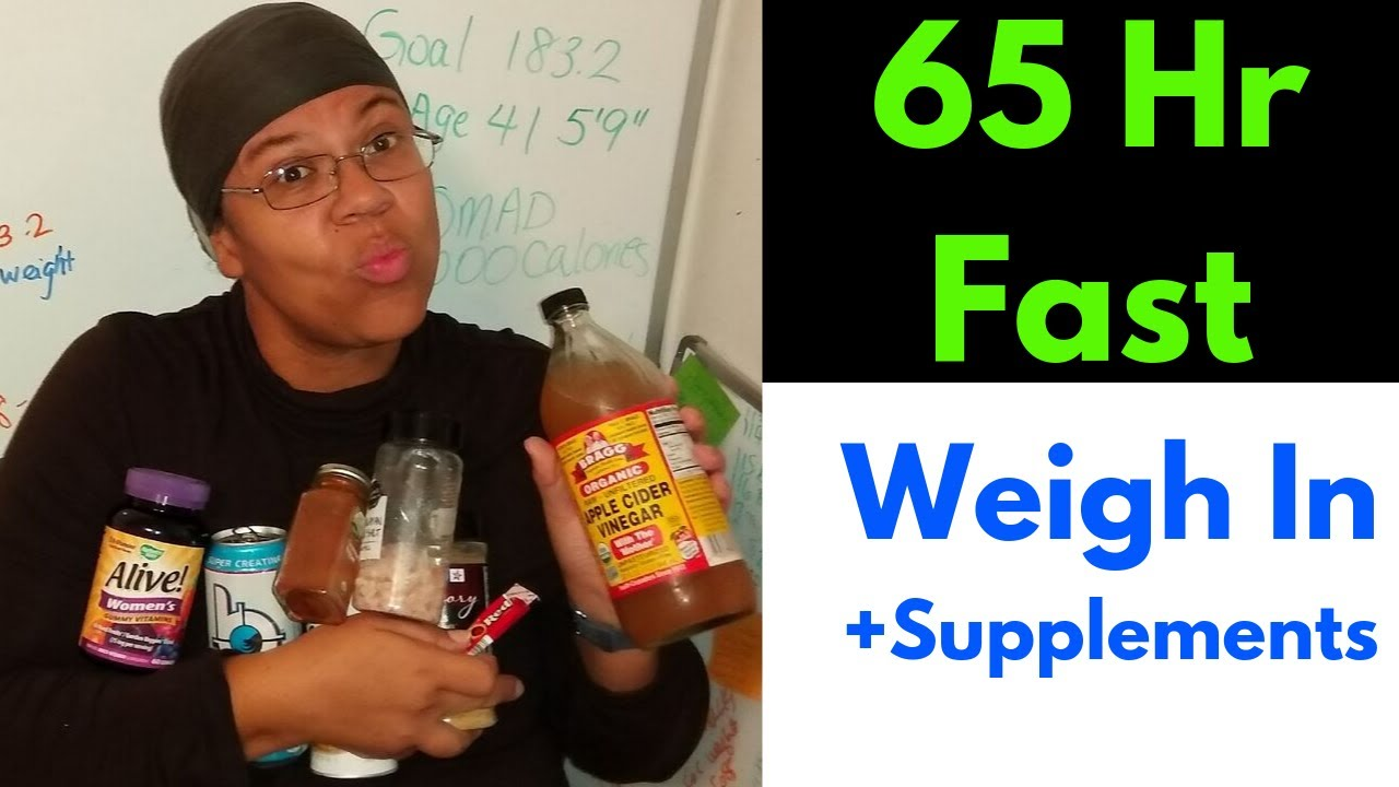 Dirty Fasting Weight Loss Results | Water Fasting ...