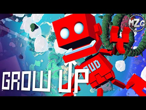 BUD is Back! - Grow Up Gameplay - Episode 1