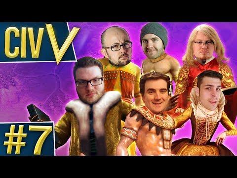 Civ V: Rando Wars #7 - Rare Pepe