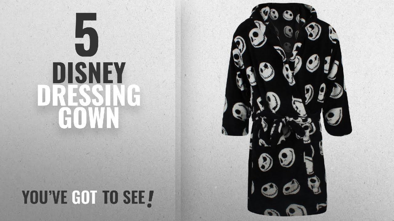 Top 10 Disney Dressing Gown [2018]: Nightmare Before Christmas ...