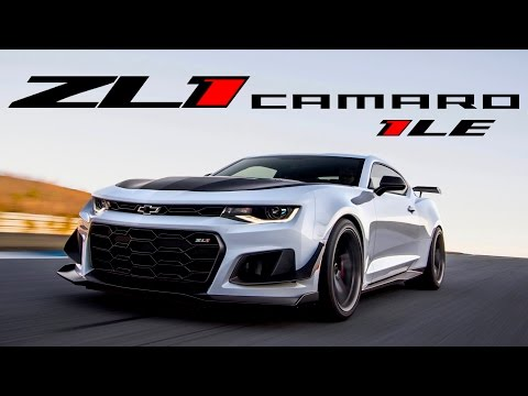2018 Camaro ZL1 1LE KING OF THE CAMAROS Everything We Know