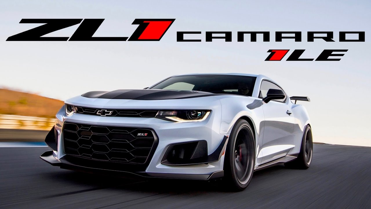 2018 Camaro ZL1 1LE: KING OF THE CAMAROS? (Everything We ...