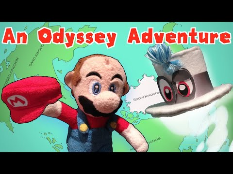 An Odyssey Adventure!