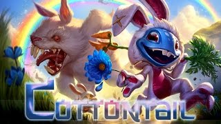 League of Legends: Cottontail Fizz (Skin Spotlight)