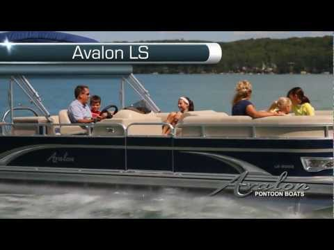 2013 Pontoon Boats- The Avalon LS - A Series - Affordable