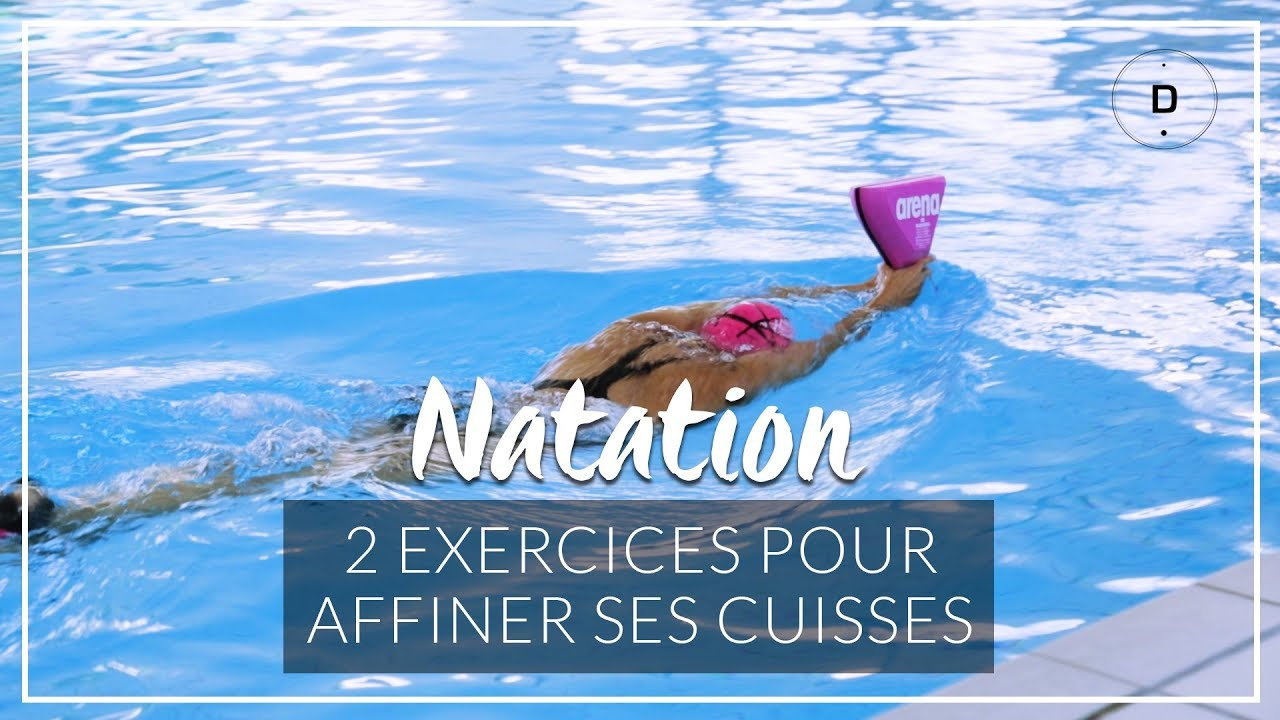 2 exercices de natation pour affiner ses cuisses youtube. Black Bedroom Furniture Sets. Home Design Ideas