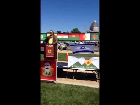 Rally for Kurdistan - National Mall - Washington, DC - May 23, 2015
