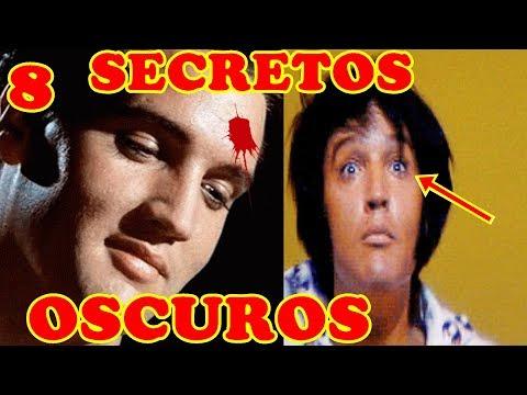 ELVIS SUS  8 OSCUROS SECRETOS